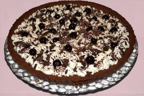 Crostata foresta nera