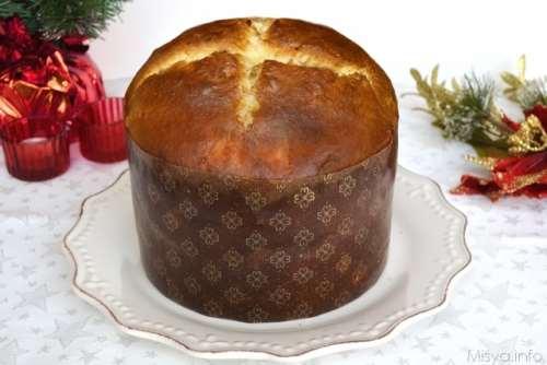 lombarde ricette Panettone