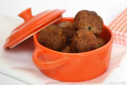 Secondi piatti ricette Polpette di carne