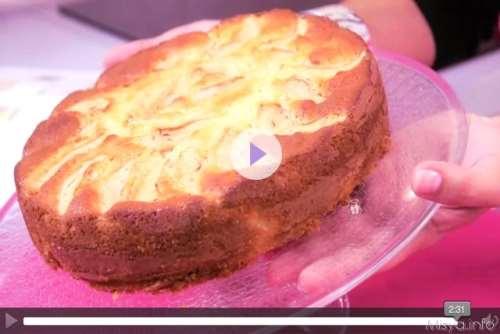 Videoricetta torta di mele