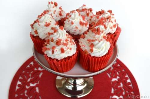 Ricette  Red velvet cupcakes
