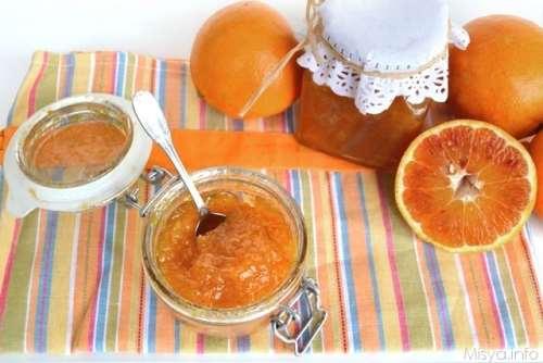 Ricette Conserve Marmellata di arance