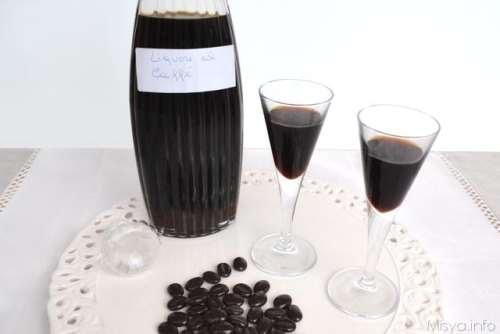 Ricette Liquori e cocktail Liquore al caffè