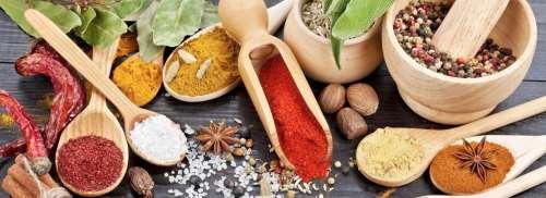 Spezie: come usare le spezie in cucina