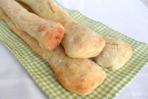 Pane fatto in casa gallerie di for Misya ricette