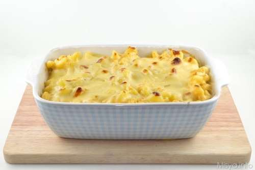 Ricette  Macaroni and cheese