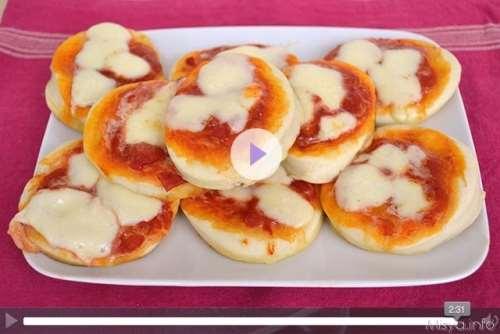 Ricette Videoricette Videoricetta pizzette del bar