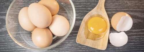 Come sostituire le uova