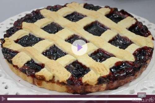 Videoricette ricette Video ricetta crostata di marmellata