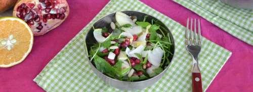 Come condire l' insalata