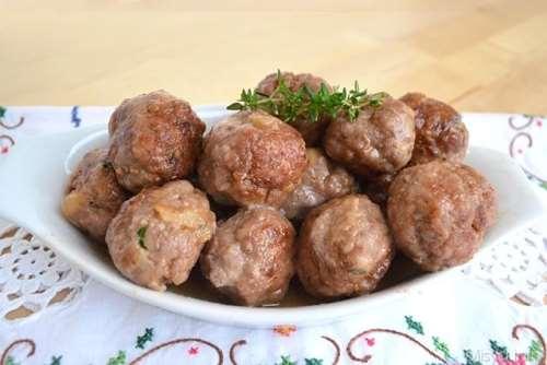 Ricette Secondi piatti Polpette al marsala bimby