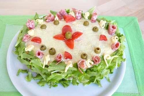 ricette Torta tramezzino