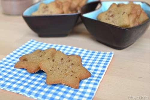 Biscotti ricette Biscotti alla liquirizia