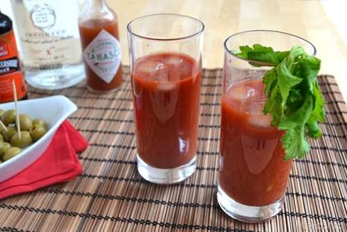 Liquori e cocktail ricette Bloody mary