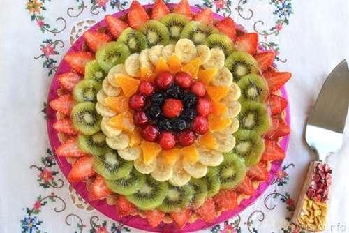 Ricette  Crostata di frutta