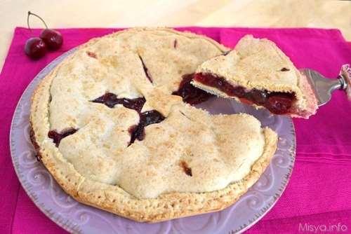 Ricette  Cherry pie