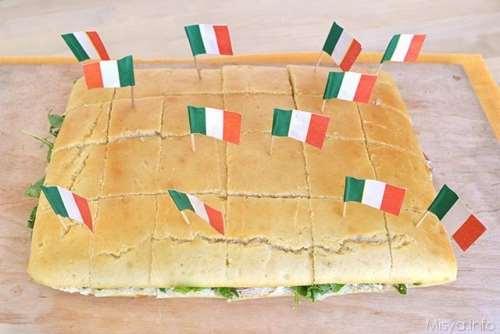 Speciale ricette per i mondiali