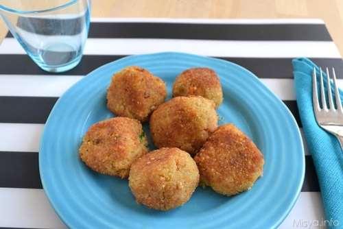 Ricette Secondi piatti Polpette di quinoa
