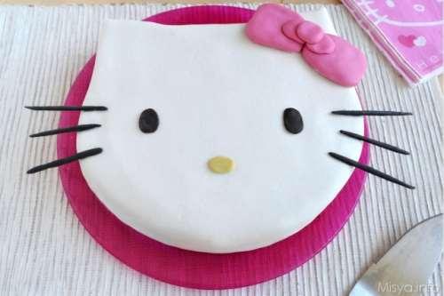 ricette Torta Hello Kitty