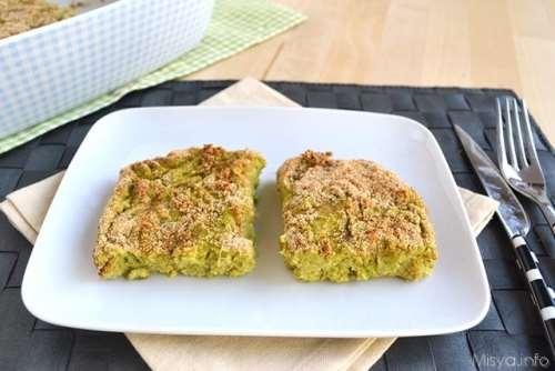 Secondi piatti ricette Polpettone di fagiolini e patate