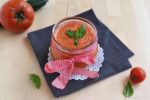 Ricette Minestre e zuppe Gazpacho