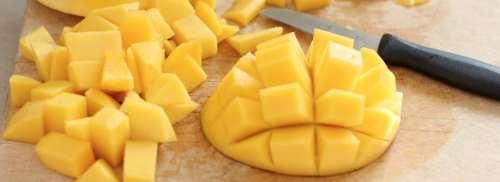Come tagliare il mango