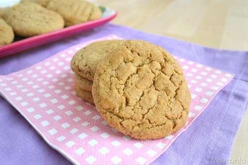 ricette Biscotti al burro di arachidi