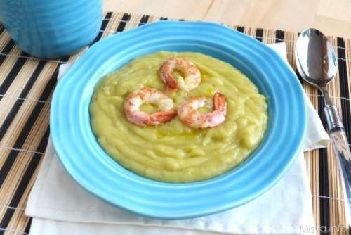 Minestre e zuppe ricette Vellutata di porri