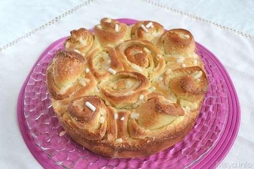 Ricette Pane e Brioches Torta delle Rose