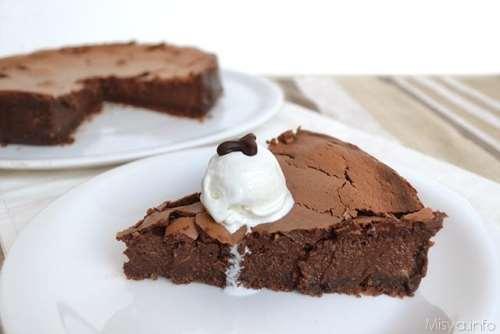Ricette Dolci di San Valentino Cheesecake al cioccolato e zenzero