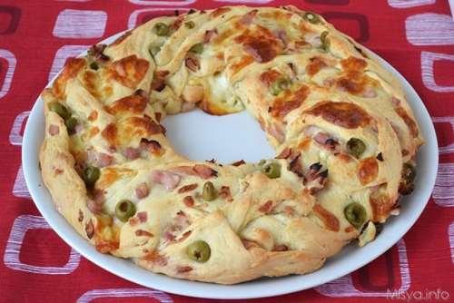Ricette Rustici Angelica salata