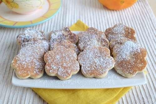 Biscotti veloci ricette Biscotti in padella