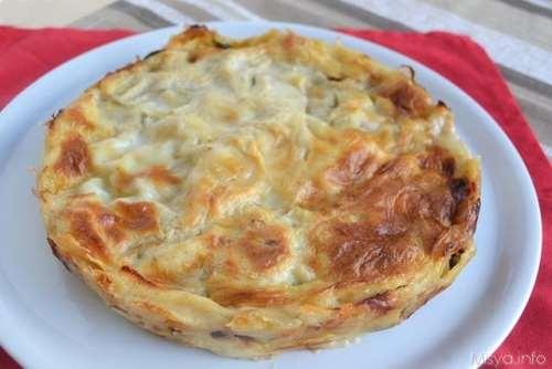 Pasta ricette Lasagne di pane carasau