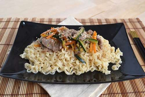 Come cucinare con il wok for Cucinare noodles