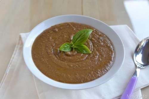 Ricette Minestre e zuppe Vellutata di lenticchie