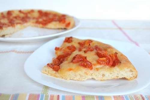 Pizze e Focacce ricette Focaccia con esubero di pasta madre
