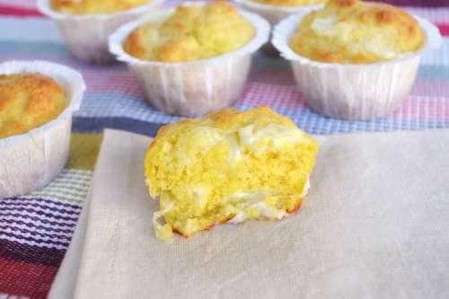 Muffin ricette Muffin ai 4 formaggi