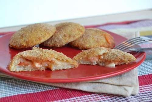 Sofficiotti pomodoro e mozzarella