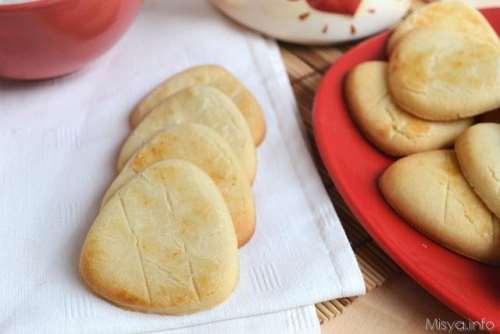 Ricette Biscotti veloci Biscotti al latte condensato