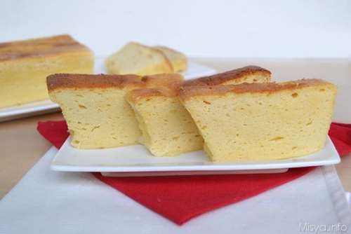 Cheesecake cotto ricette Cheesecake giapponese