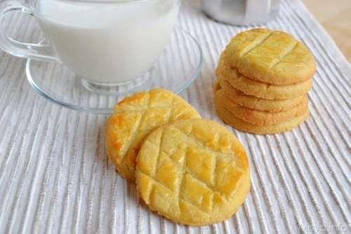 Biscotti ricette Galettes Bretonnes