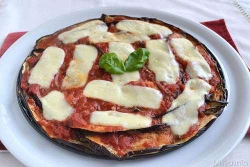 Ricette Antipasti Pizza di melanzane