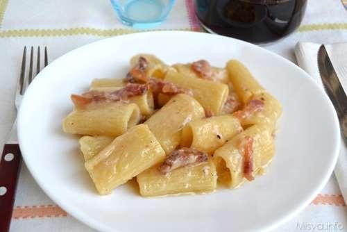 ricette Pasta alla gricia