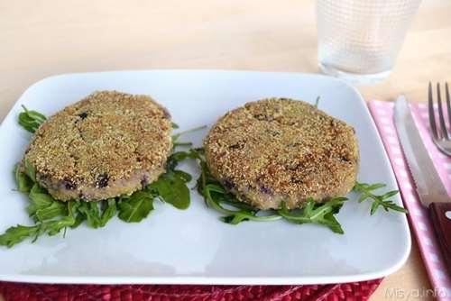 Secondi piatti ricette Hamburger di soia