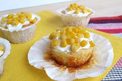 Muffin ricette Muffin mais e provola