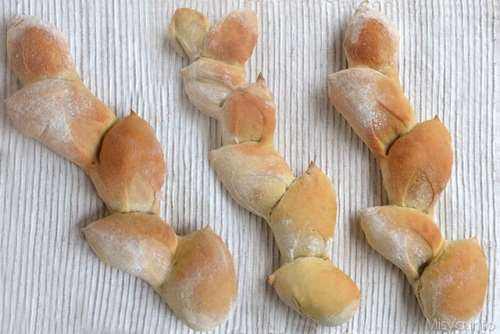 Ricette  Spighe di pane