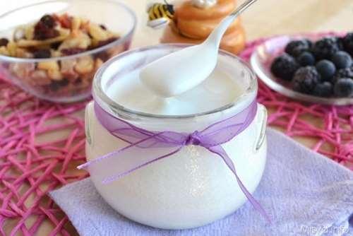 Ricette Base Yogurt fatto in casa
