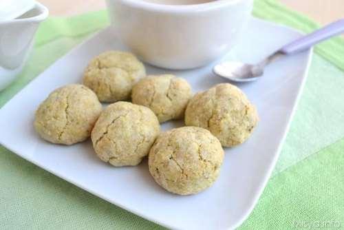 Ricette Biscotti veloci Biscotti al pistacchio