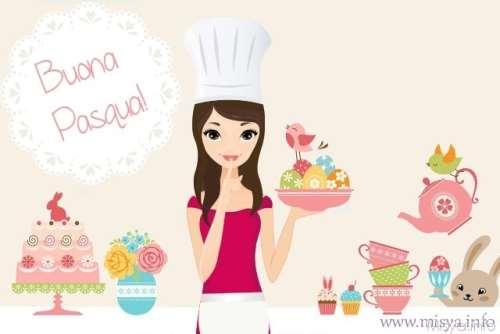 Varie ricette Buona Pasqua
