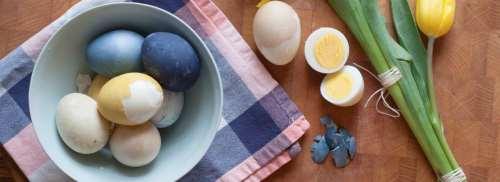 Come colorare le uova